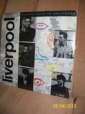 FRANKIE GOES TO HOLLYWOOD Liverpool 1986 Island LP 90546-1 SEALED