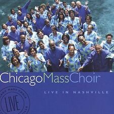 Chicago Mass Choir: Live in Nashville  Audio Cassette