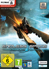 Endless Space: Disharmony (Download Code) (PC, 2013, DVD-Box)