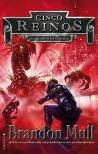 Guardianes de los cristales. Cinco Reinos Vol. III (Spanish Edition) (-ExLibrary