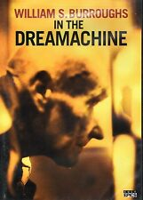 William S Burroughs in the Dreamachine DVD Cult Epics John Aes-Nihil Brion Gysin