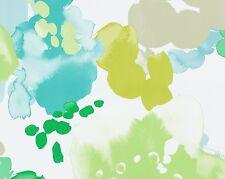 Tapete ESPRIT home 9 Vliestapete 94146-2 941462 Floral grün türkis (2,96€/1qm)