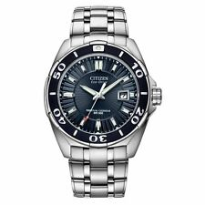 Citizen Signature Eco-Drive Perpetual Calendar 43mm Case Watch BL1258-53L