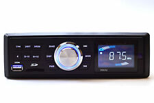 Daily Deal Car Audio Stereo In-Dash MP3 FM USB SD Single 1 Din Player Radio Unit