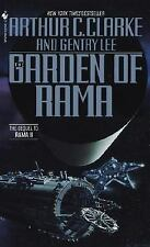 The Garden of Rama by Arthur C. Clarke and Gentry Lee (1992, Paperback)