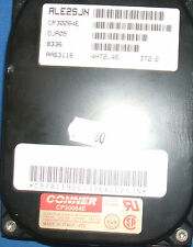 Conner CP30084E 80MB IDE drive for retro computing (Not 80GB)