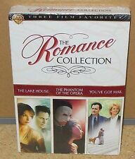 Romance Collection (DVD, 2007, 3-Disc Set) BRAND NEW