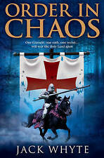 Order In Chaos (Templar Trilogy 3), Whyte, Jack, Acceptable Book