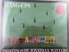 HANG-UPS BY JONATHAN WINTERS *SIGNED*FIRST EDITION*