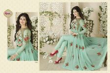 Indian Designer Anarkali Wedding And Party Dress