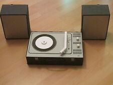 Braun PCV 4 - Phonokoffer - Design: Dieter Rams - Jahr: 1961 Farbe: graphit