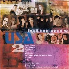 Latin Mix USA 2, New Music