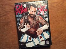 CM Punk - WWE - Best in the World [3  DVD Box ] NEU OVP FSK 16