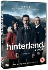 Hinterland Season 2 Series Two Complete New DVD