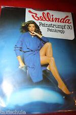 Bellinda Nylonstrümpfe Gr. 11 Perle 30Den Strapsstrümpfe Nylons Strümpfe Vintage