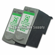 2 BLACK Canon PG-40 Ink Cartridge for Canon Pixma MP470 MX300 MX310 Printer PG40