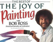 Bob Ross Book - Best of Joy of Painting - A Kowalski