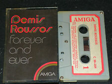 Semplificato Roussos forever and ever/70s DDR MC Amiga C 50-224