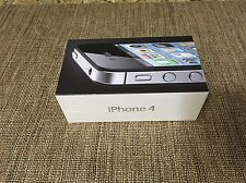 iPhone 4 - 8GB - Black (Sprint) *BRAND NEW MINT CONDITION*