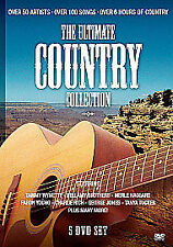 Ultimate Country Collection, The (DVD) (NEW AND SEALED)