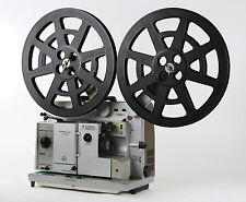 16mm Filmprojektor Bauer P7 L - nr33