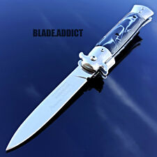 TAC-FORCE Italian Milano Stiletto Tactical Spring Assisted Open Pocket Knife