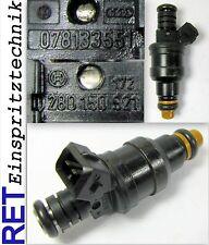 Einspritzdüse BOSCH 0280150921 Audi Coupe 2,8 078133551 gereinigt & geprüft