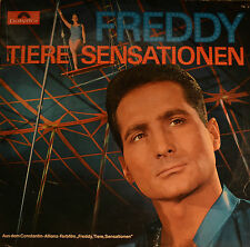 "FREDDY QUINN - TIERE SENSATIONEN 12"" LP (T 440)"