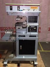 Winon Model WIN-136E Multi Three Inkcup  Pad Printing Machine