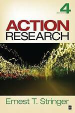 NEW Action Research by Ernest T. Stringer (English) 4th Edition