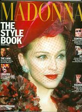 Madonna The Style Book includes 128 pages of great photos