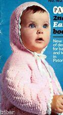 Knitting PATTERNS Babies Christening Dresses Shetland Shawl Jackets Sweaters