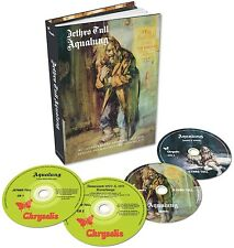 JETHRO TULL - AQUALUNG  3 CD+DVD NEW+