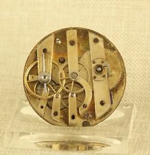 E.FRANCILLON longines Uhr Werk Taschenuhr pocket watch movement fusee spindel 掛表