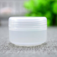 5x 20/50/100ml Empty Makeup Jar Pot Travel Face Cream/Lotion/Cosmetic Container@