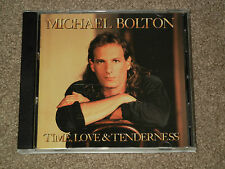 Michael BOLTON: TIME, LOVE & Tenderness (CD, Music, Rock, Pop, Vocals, Male)
