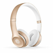 BEATS BY Dr. DRE SOLO 2 WIRELESS ORO CUFFIE BEATS GOLD