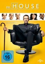 HUGH LAURIE/LISA EDELSTEIN/+ - DR.HOUSE SEASON 7 6 DVD  TV-SERIE DRAMA NEU