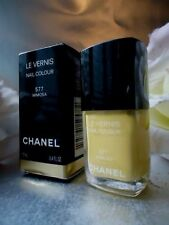 577 MIMOSA Buttercup yellow RARE CHANEL VERNIS NAIL VARNISHN NEW BOX NOT MINT CO
