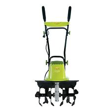 Sun Joe TJ603E 16-Inch 12-Amp Electric Tiller and Cultivator - TOP RATED- new