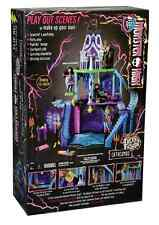 Monster High Freaky Fusion Catacombs Castle Playset Kids Toys Doll House NEW