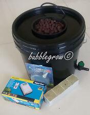 Bubble Grow 1 SHOT Hydroponic Bubbleponic DWC Plant Growing Kit System Bubbler