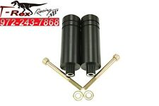 06-10 T-Rex Racing BMW F800S F800R F800ST Frame Sliders CUT and NO CUT