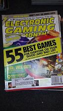 Electronic Gaming Monthly 2003 Lot of 9 Monthly Issues