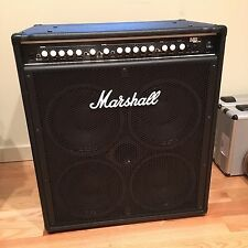 Marshall MB4410 Combo Bass Amp