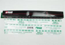 3x PLASTIGAGE Messstreifen 0.025-0.076mm grün PKW Plastigauge 3x30cm Gleitlager