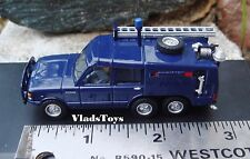 Oxford 1:72 scale  Land Rover TACR2  RAF Queen's Flight 76TAC002 USA Dealer
