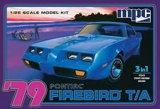 MPC Model Kits 1:25 1979 Pontiac Firebird Trans Am Plastic Model Kit MPC820