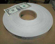 "565 Yds. x 1.25"" Roll Nomex 418 Electrical Insulation Paper Tape Aramid, Hi Heat"