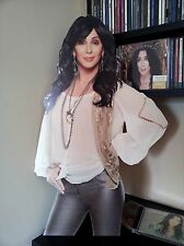 Cher Display STAND Standee NEW 2015 Dressed to Kill Closer to the Truth d2k Tour